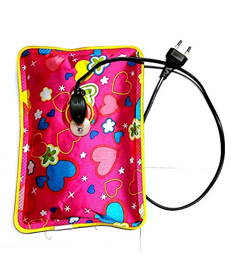 Scarlett heating bag, gel pad-heat pouch hot water bottle bag,heating bag for pain relief electric hot water bag,heating pad with gel for pain relief (assorted)