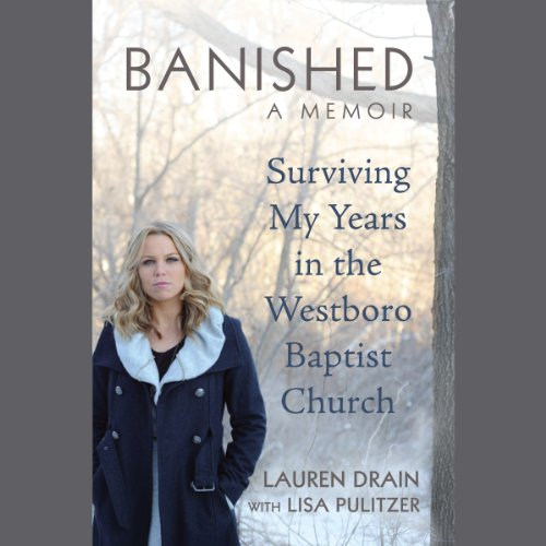 Banished audiobook cover art