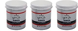 Got 2B Phenomenal Molding Paste 3.5 Ounce (103ml) (3 Pack)