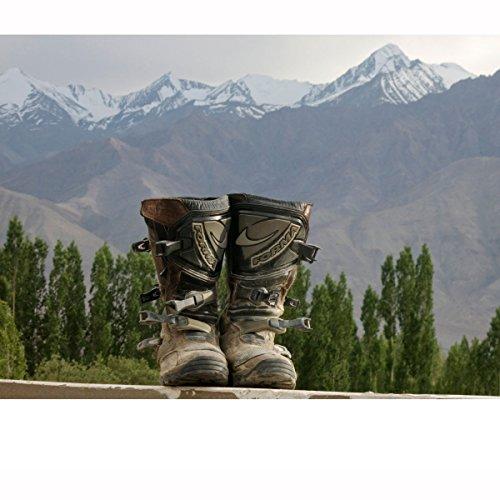 Forma Motorrad-Stiefel Adventure WP CE-Zertifiziert, Braun, 44 - 3