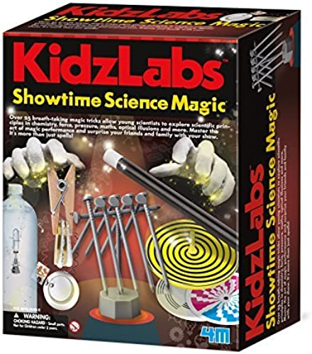 ofreciendo 100% 4M Showtime Science Magic Kit Kit Kit by 4M  la red entera más baja