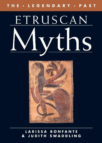 Etruscan Myths (Legendary Past Series)