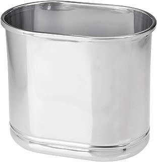 Best polished chrome wastebasket Reviews