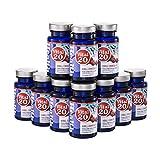 Krillöl Omega 3 von Vital20   Superba Boost   Extra hohe EPA & DHA Konzentration   600 * 590mg Softgel Kapseln   Hergestellt in Deutschland   Gut für Herz und Leber (Health Claim)   MSC zertifiziert