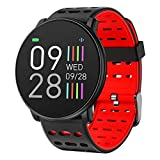 KUNGIX Smartwatch Orologio Fitness Donna Uomo Fitness Tracker Activity Sport Contapassi...