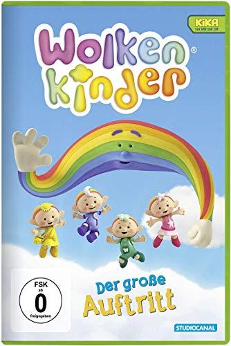 Wolkenkinder Der Grosse Auftritt Dvd Preisbarometer