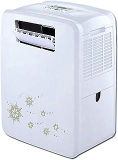 Aire Acondicionado Portátil, Aire Acondicionado Compacto, con Deshumidificador Y Ventilador, para Habitaciones De hasta 120 Pies Cuadrados