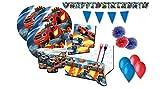 IRPot Kit N 54 F Blaze E Le Mega Macchine Festa Compleanno