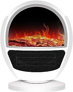 ANFAY Termoventilador Rápido Calefactor Eléctrico Mini Portátil Calefactor Ventilador Calefactor, Protección Sobrecalentamiento
