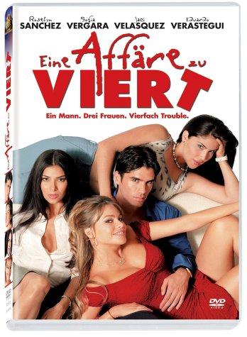 Eine Affäre zu viert [Alemania] [DVD]