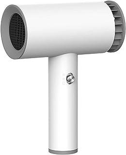Secador de pelo USB inalámbrico portátil recargable soplo caliente y frío soplador conveniente USB inalámbrico portátil recargable Secador de pelo inteligente inalámbrico de 2 modos de pelo secador