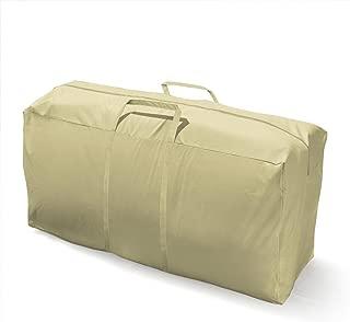 Mr. Bar-B-Q Backyard Basics Eco-Cover PVC Free Double Cushion Storage Bag