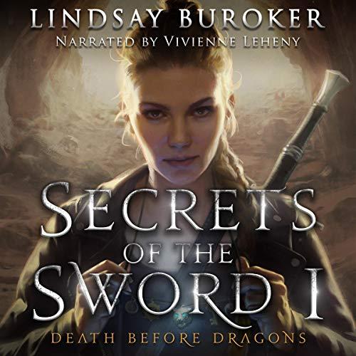 『Secrets of the Sword 1』のカバーアート