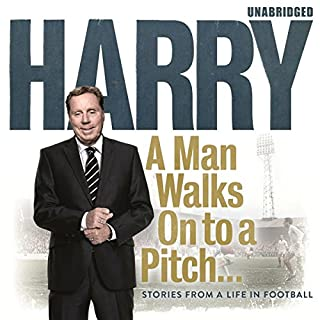 A Man Walks On to a Pitch cover art