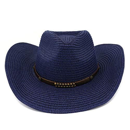 Accesorios sombrero de ala ancha diario Nuevo sombrero de vaquero del oeste...