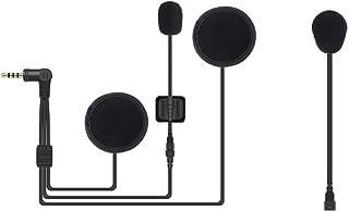 LEXIN h3 Detachable Microphone for Helmet Intercom Headset Stereo, for Bluetooth Intercom LX-B4FM