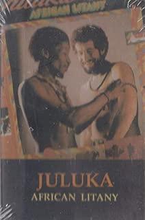 Juluka: African Litany -18410 Cassette Tape