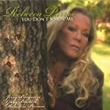 "Rebecca Parris album cover ""You Don't Kow Me"""