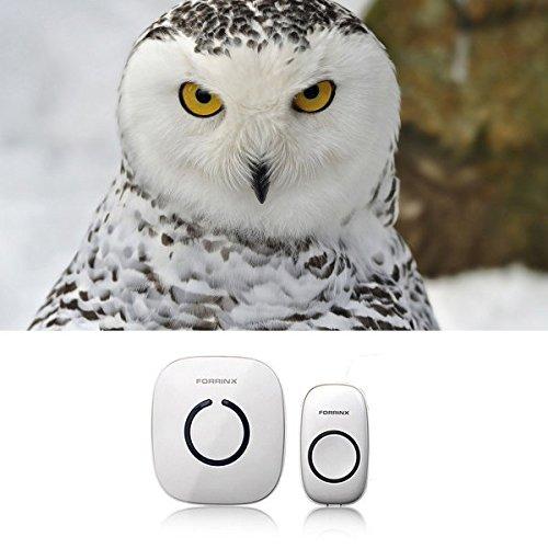 Bazaar Smart Forrinx Digitale EU AC Wireless Remote Control Home Office Türklingel