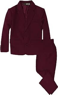 Boys 2 Piece Formal Suit Set