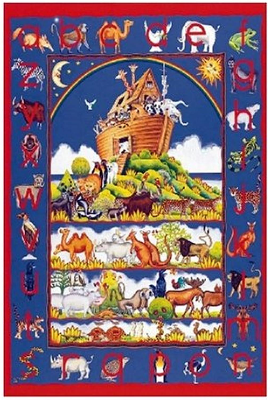 Puzzle 48 Teile Animal Alphabet (Bodenpuzzle) 81104 von SunsOut