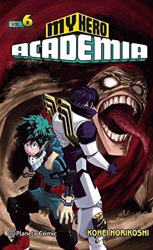 My Hero Academia nº 06 (Manga Shonen)