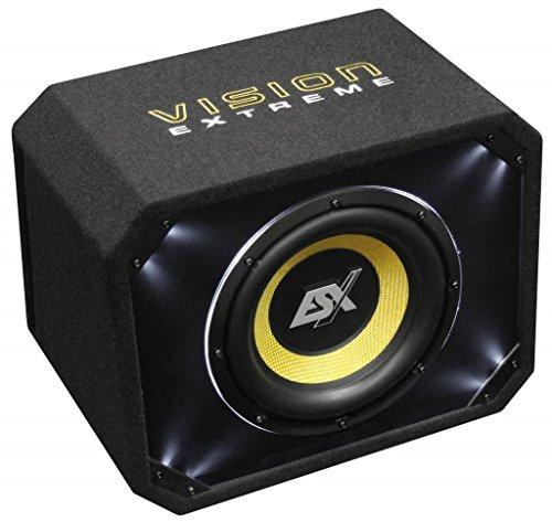 ESX VE-200 VISION EXTREME VE - 20cm Bassreflex Subwoofer