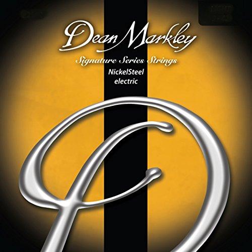 Dean Markley DM-2502C-LT 9-54 Light Nickel Steel Electric Signature Gitar snaren (Pack 7)