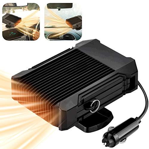 Shimytop Calefactor portátil para coche