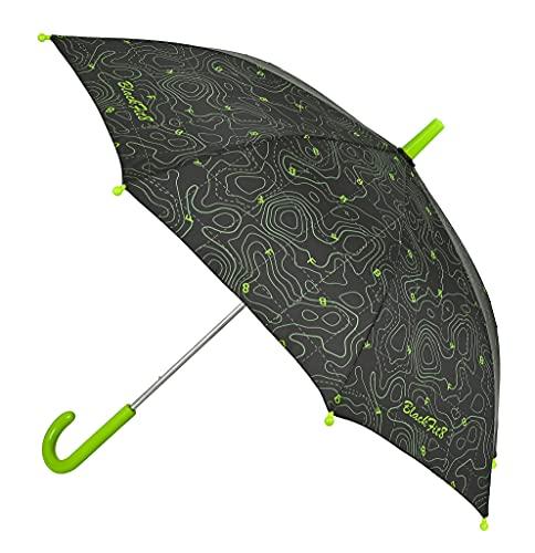 Paraguas de Safta Blackfit8 Topography, 430 mm