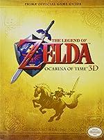 Legend of Zelda Ocarina of Time Guide 3ds de Prima Publishing