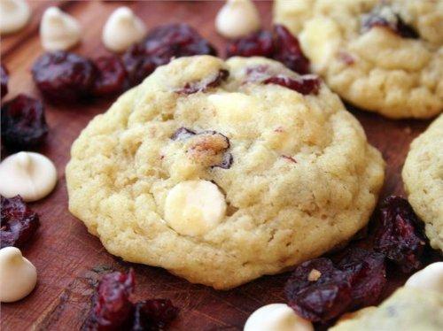 Rare Cranberry Cream Super special price Cheese with White Chocolate Chips Mix Cookie