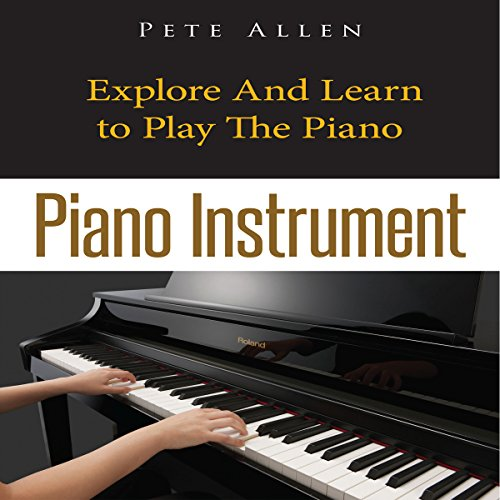 Piano Instrument audiobook cover art