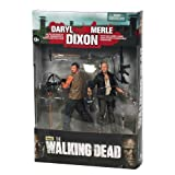 walking dead action figures daryl - McFarlane Toys The Walking Dead TV Series 4, Merle & Daryl Dixon Brothers, 2-Figure Pack
