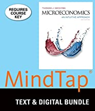 Bundle: Nechyba's Microeconomics: An Intuitive Approach, Loose-Leaf Version, 2nd + MindTap Economics, 1 term (6 months) Printed Access Card