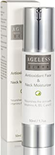 Neck Cream For Firming and Skin Tightening by Dr. Mostamand is an Organic Neck and Face Anti Aging Moisturizer