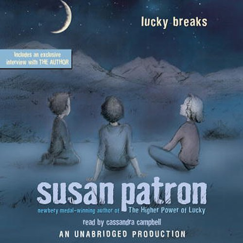 Lucky Breaks audiobook cover art