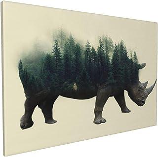 ポスター アーパネル Forest 抽象画 油絵風景画 壁絵 ポスター アートパネル アートフレーム 木製の枠 キャンバス 絵画 キャンバスアート インテリア 壁飾り 壁掛け 壁ポスター Hdしゃしん おしゃれなポスター40x60cm