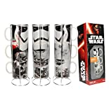 Tazas ceramica stormtroopers set 3 tazas apilables star wars ep7