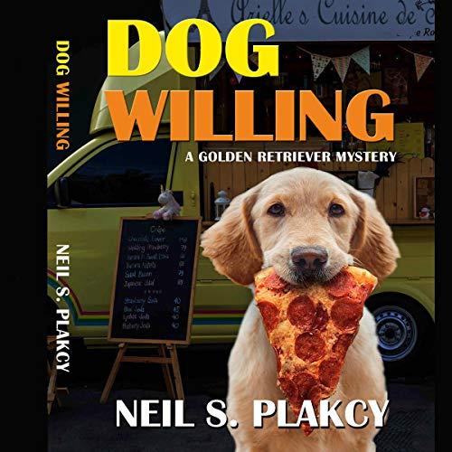 Dog Willing: A Golden Retriever Mystery cover art