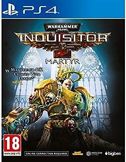 Warhammer 40K Inquisitor Martyr Ps4