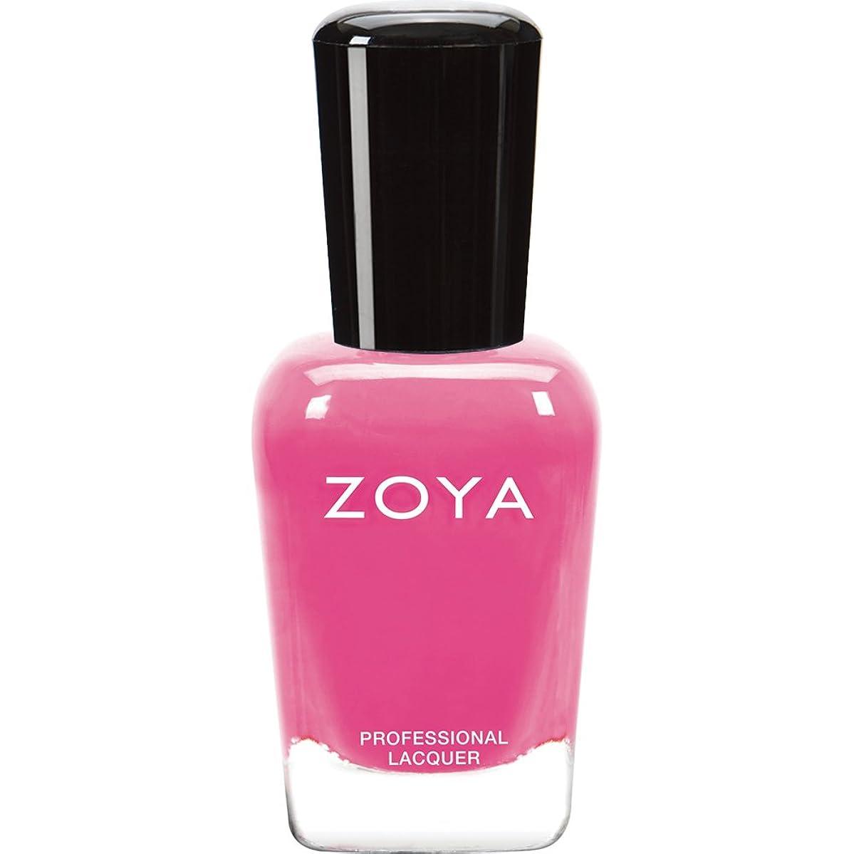 ZOYA ゾーヤ ネイルカラー ZP732 Rooney ルーニー 15ml  Tickled&Bubbly 2014 Summer Collection マゼンタピンククリーム マット 爪にやさしいネイルラッカーマニキュア