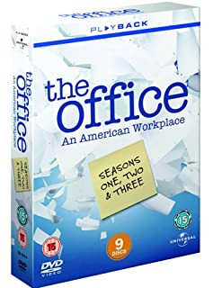 The Office: An American Workplace Season 1-3 [DVD] (B001F7A0D4) | Amazon price tracker / tracking, Amazon price history charts, Amazon price watches, Amazon price drop alerts