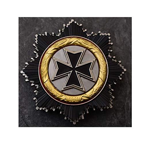 JXS Réplica de la Orden de la Orden de Hierro Negro de Malta, Medalla de la Segunda Guerra Mundial