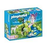 PLAYMOBIL - Compact Set Hada con Unicornio (4148)