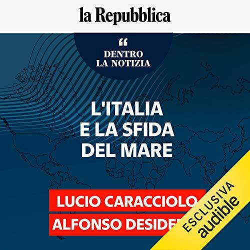 L'Italia e la sfida del mare copertina