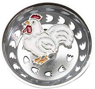 French Rooster Country Kitchen Sink Strainer Drain Decor