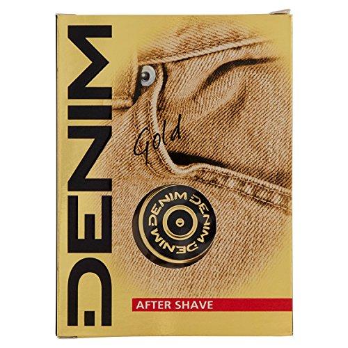Denim After Shave Gold Ml.100 - [confezione da 6]