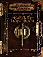 Dungeons and Dragons: 3rd Edition Player's Handbook [11 October 2000]