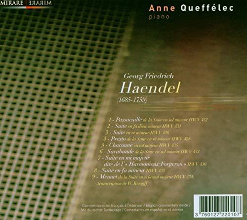 Handel - Keyboard Suites